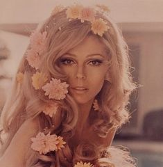 | Follow for more vintage art and photography: http://www.pinterest.com/OddSoulbyAfura/vintage/ #Nancy #Sinatra