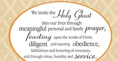 The Hill Family: Holy Ghost Lesson