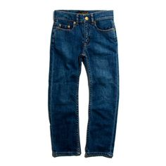 FINGER IN THE NOSE 'Norton Blue Denim' straight fit jeans (80€)
