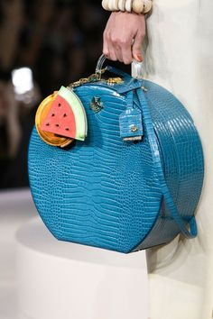 Charlotte Olympia, Spring 2017 - Quirky and Classy Purses from the London Runway - Photos