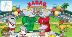 Babar – Der kleine Elefant – Jetzt bei Kixi! – Kinderkino