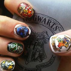 only because i am obsessed with harry potter is this awesome.