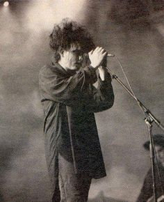 The Cure... I need to see them again live