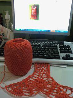 Fada do Crochet: REGATA ABACAXI Crochet Top, Love At First Sight, Crochet Blouse, Pine Apple, Crochet Clothes, Tank Tops, Block Prints, Powder Room, Bikini Swimwear