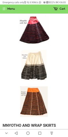 Umbhaco Skirts African Traditional Dresses, Traditional Fashion, Traditional Outfits, Xhosa Attire, Africa Dress, Fashion Dresses, Women's Fashion, African Dresses For Women, African Fashion