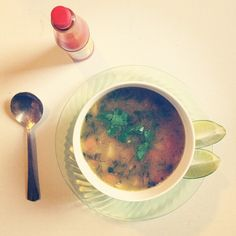 Chicken #vegetable #soup