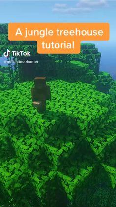 Video Minecraft, Minecraft House Tutorials, Minecraft Plans, Amazing Minecraft, Minecraft Tutorial, Minecraft Blueprints, Minecraft How To Build, Minecraft Survival, Minecraft Decoration