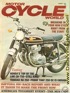 1973 Honda CB750-K3 Road Test / Specs – Still King?
