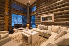 Log Home Decorating Rustic and unique styling help for a super log feel area. log home decorating modern bedrooms plan reference generated on 20190117 Rustic Cafe, Rustic Restaurant, Rustic Bench, Rustic Shelves, Rustic Farmhouse, Rustic Logo, Modern Rustic Decor, Rustic Design, Rustic Style
