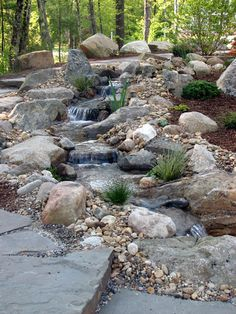 Fireplace With Water Feature | ... estimator select one mulch calculator fireplaces water features