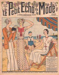 Beach Fashion 1931