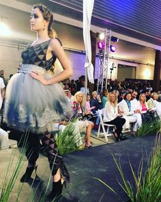 Strike a pose 😎 West End, Strike A Pose, Fashion Show, Tulle, Runway, Ballet Skirt, Poses, Couture, Celebrities