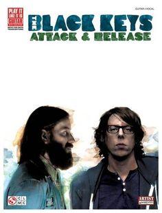 cherry lane - The Black Keys: Attack & Release Sheet Music
