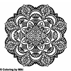 Kaleidoscope Mandala Coloring Page 353 #coloring #coloringforadults #pattern #模様 #design #ぬりえ #大人の塗り絵 #おとなのぬりえ #art #アート #illustration #coloriage #コロリアージュ #coloringpages #zentangle #ゼンタングル #kaleidoscope #mandalas #mandalaart #mandalatattoo #曼荼羅 #マンダラ #万華鏡