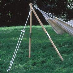 Madera Portable Hammock Stand  |  $70