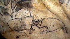 Pintura rupestre de 32000 años en la cueva de Chauvet