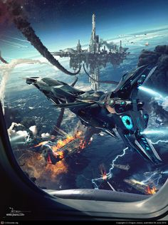 Battlefield by Dragos Jieanu *