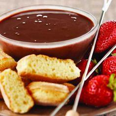 Chocolate Fondue  #CadburyKitchen