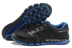 wholesale dealer 9c259 946d0 Cheap Discount Cheap Adidas Climacool Daroga Two 11 LEA Black Blue Shoes  Store