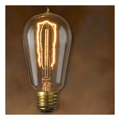 Found it at AllModern - Nostalgic Edison Incandescent Light Bulb II (Set of 6)http://www.allmodern.com/deals-and-design-ideas/p/Industrial-Illuminations-Nostalgic-Edison-Incandescent-Light-Bulb-II~AMST2595~E16931.html?refid=SBP.rBAZEVO9f1mBsyyMsdPvAg_S2WYeAUemmHKHvH2D7a0