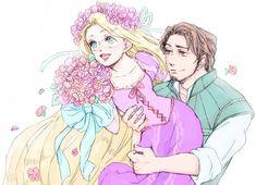 Tags: Anime, Rapunzel, Disney, Rapunzel (Character), Flin Raider (Eugene Fitsgerbert)