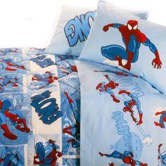 trapunta spiderman