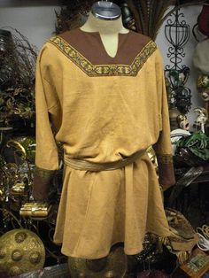 Men's Norse Viking Tunic - Large