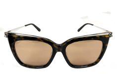 a74a18ba8c10d CARTIER Panthère Avana Acetate 55MM Cat Eye Sunglasses CT0030SA-002