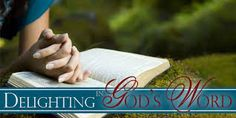 United In THE WORD: EXPERIENCE the BENEFITS of DELIGHTING in God's WOR...
