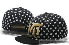 TMT--The Money Team Snapback Hats Flat Hat Adjustable Caps Star 166 cee5b22147b