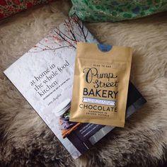 New - Pump Street Bakery Chocolate - Rye Crumb, Milk & Sea Salt 60%