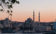 Moschee im Abendlicht by Steven Maess on 500px