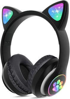Cat Headphones, Workout Headphones, Girl With Headphones, Bluetooth Headphones, Best Running Headphones, New Technology Gadgets, Electronics, Learning, Ps4