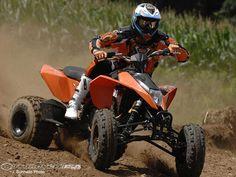 KTM 525 XC ATV