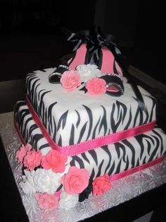 """Diva cake....This is going to be my Birthday Cake! I absolutely  love this with of course """"Tinkle Me Pink""""Champagne"""