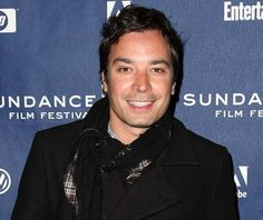 Jimmy Fallon - any guy that makes me laugh is hot in my book! Plus, he IS hot!