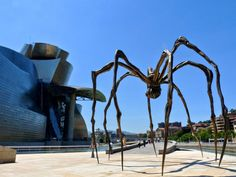 "Bilbao - ""Maman"" di Louise Bourgeois"