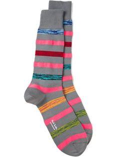 Paul Smith Striped Socks - Vitkac - Farfetch.com
