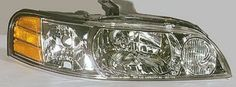 2001 Nissan Altima Right Passenger Side Head Light Assembly Ni2503126