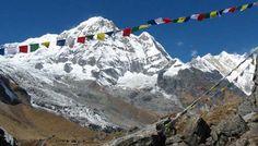 trekking in nepal/the himalaya