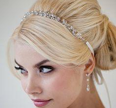 etsy bridal headband