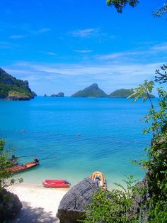 Ko Samui, Ang Thong National Park Thailand | Flickr - Photo Sharing!