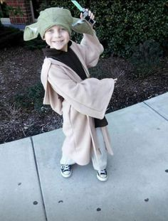 Yoda Halloween Costumes