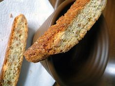 """Biscotti are as familiar to me as chocolate chip cookies are to most children. Growing up in an Italian family and spending a lot of time at my grandma's house, there was never a shortage of biscotti. Cookie jars at her house weren't full of store-bought cookies or any type of homemade """"American"""" varieties; no …"""