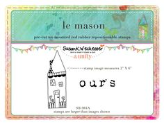 le mason -  BRAND NEW by artist Susan Weckesser - Scrapbooking - Canvas Art - Mixed Media - SMASH books - EVERYTHING - enormous unique stamps at unity stamp company - available NOW!  http://www.unitystampco.com/shop/192-35-off-susan-weckesser.aspx
