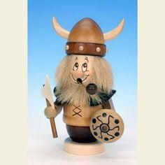 Smoker Gnome Viking