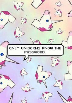 #wallpaper #unicorn #iphone #cellphone #cute #password #pink #emoji #rainbow
