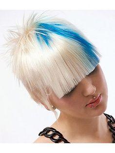 Marjinal Saç Modelleri