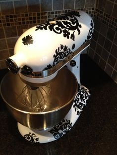 I wanna get these for my mixer!!!! So cute! http://media-cache0.pinterest.com/upload/17029304810948678_FjH9lV73_f.jpg mcbedwell my list of things to make