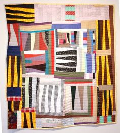 Mary Lee Bendolph Quilt  http://www.gregkucera.com/geesbend.htm